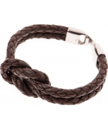 Cabo d'mar reef knot leather 100%