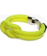 Cabo d'mar reef knot yellow fluo