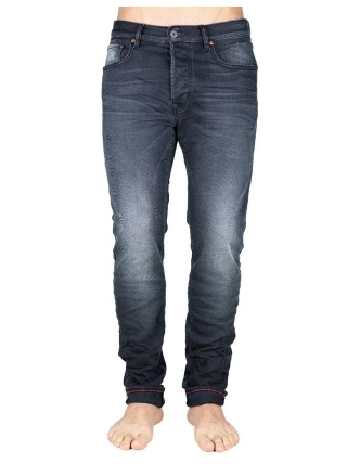 Boombap james slim dark used wash
