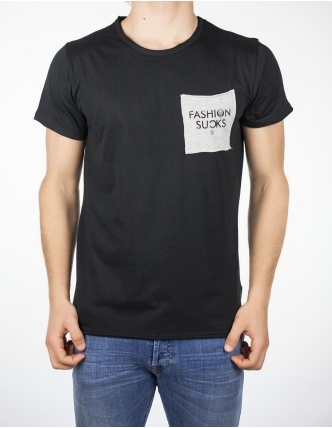 Boombap fsucks tee r-neck pocket