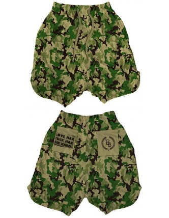 Boombap harrisson short camu man