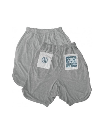 Boombap unemployed short luxe