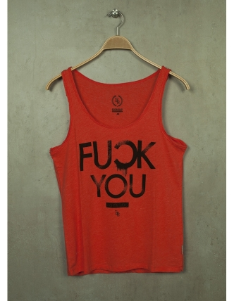 Boombap fyou tank top men