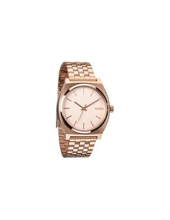 Nixon time teller-all rose gold- a045-897