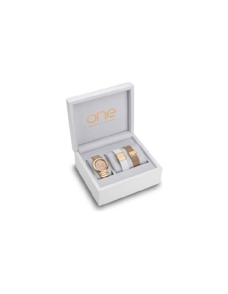 One box style ouro rosa - ol5723ic52l
