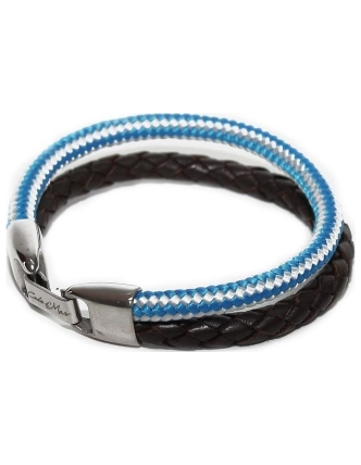 Cabo d'mar indic ocean leather/blue mix