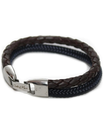 Cabo d'mar indic ocean leather/navy